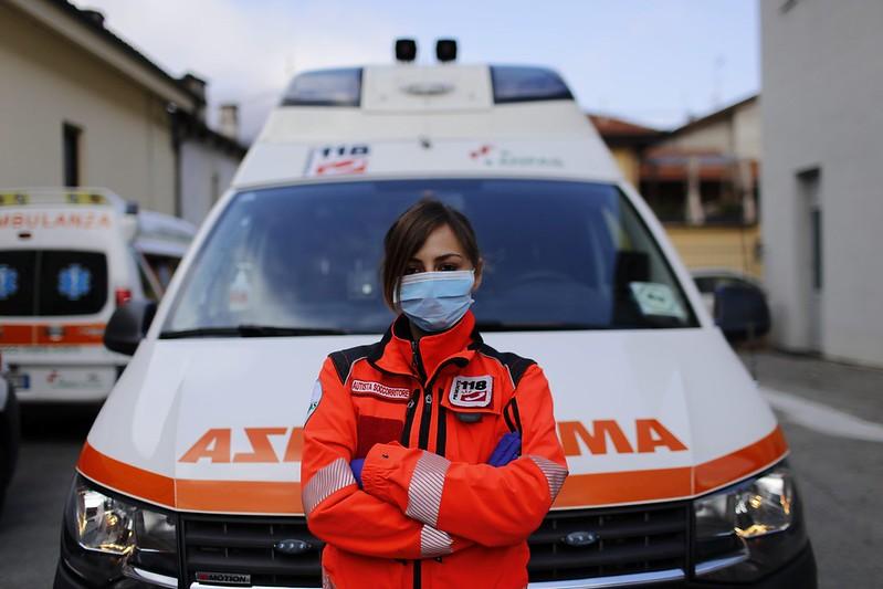 Covid19 - L'assistenza dei volontari Anpas