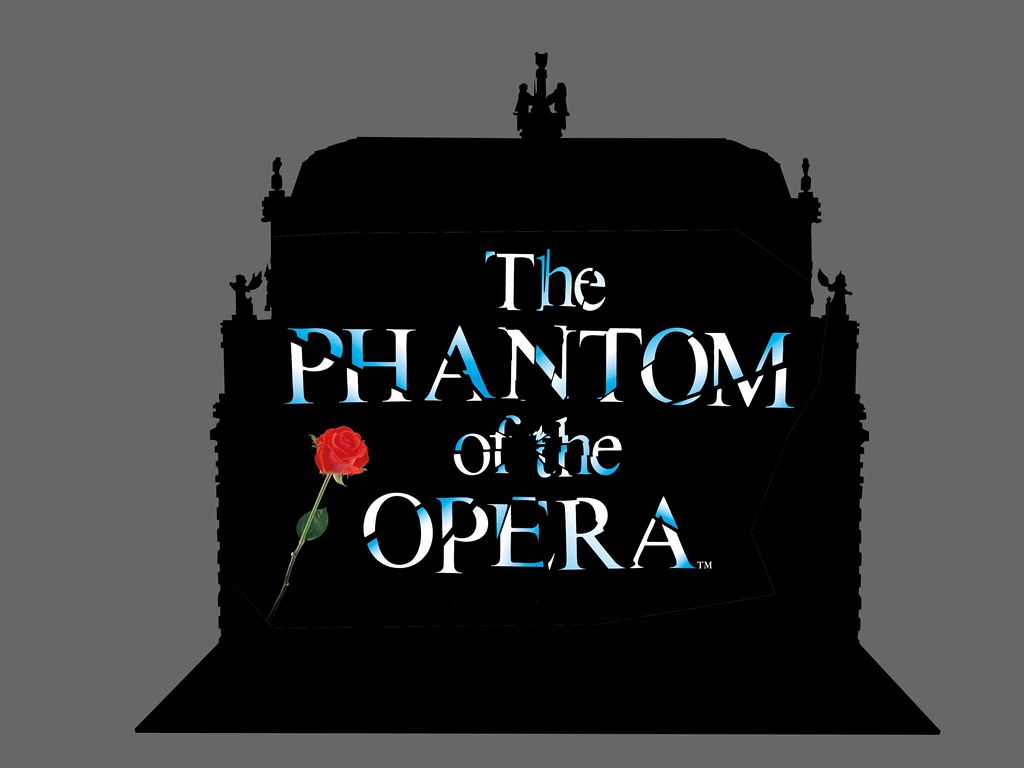 Lego Phantom of the Opera