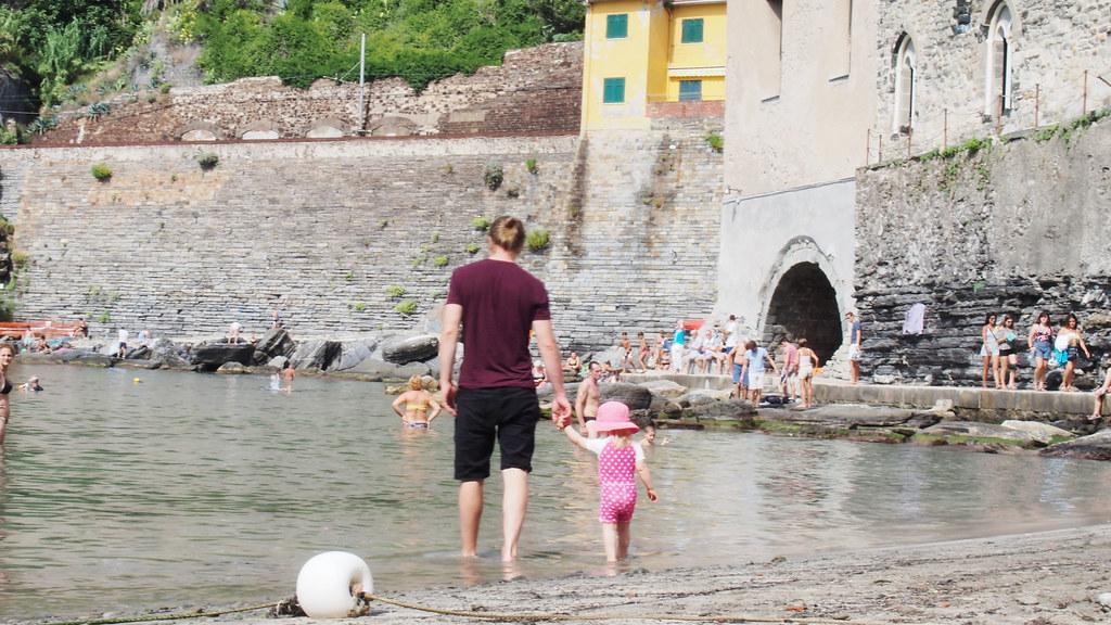 Vernazza Italia
