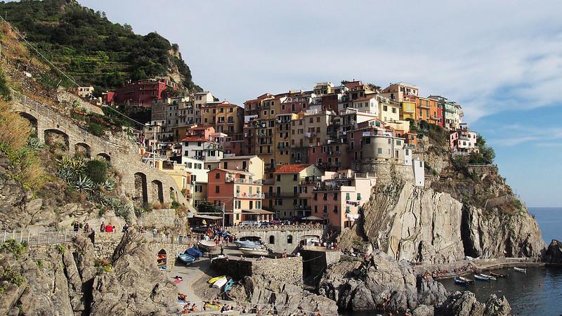 Manarola Italia Cinque Terre