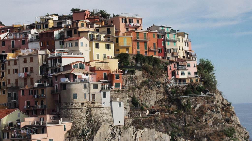 Manarola Italia Cinque Terre Liguria