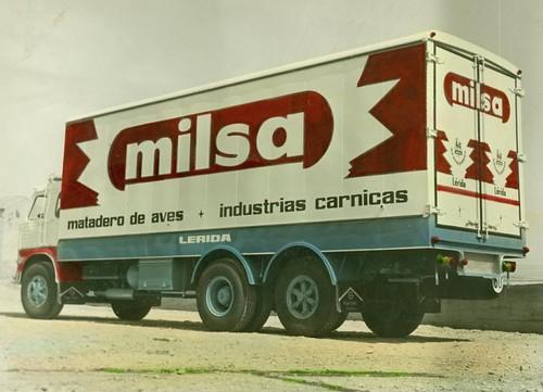 Pegaso Europa amb acerbi MILSA Lleida