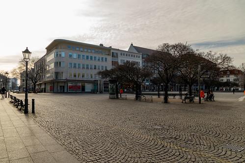 Am Markt in Spandau