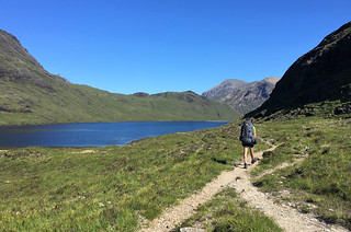 Along the Cuillin Hills to Sligachan
