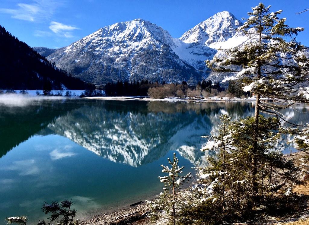 Heiterwangersee bei Garmisch,  12480