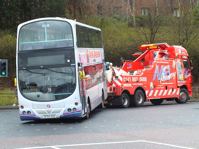 SF54OUD First Glasgow Gemini getting a lift from M8 Recovery