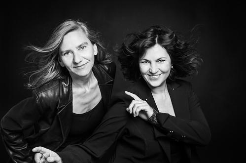 IL Duo Tagada, la violonceliste australianE Melissa Coleman E la FisarmonicistE DE austriE Heidelinde Gratzl