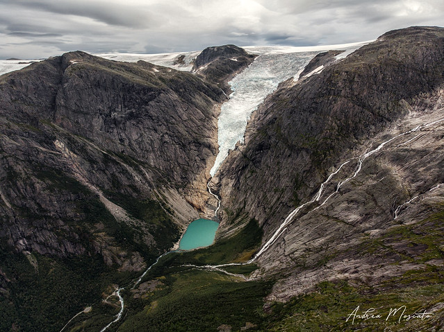 Briksdalsbreen Glacier - Jostedalsbreen National Park (Norway)