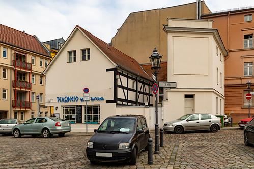 Im Behnitz, Möllentordamm Nummer 1