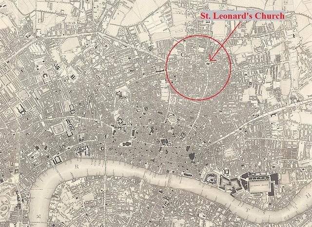 london 1827 detail