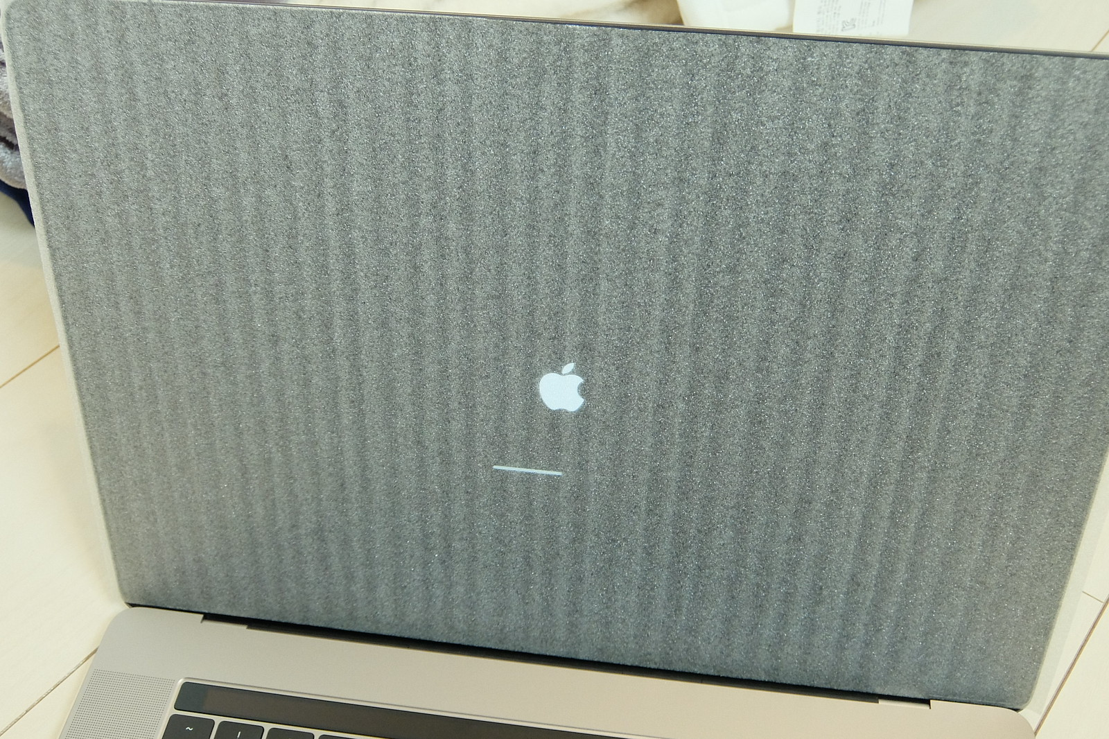 MacBook Pro 2016 return from repair