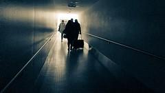 Ezeiza. Sábado 14 de marzo de 2020. Mediodía. Hay luz al final del túnel... o de la manga ♂️