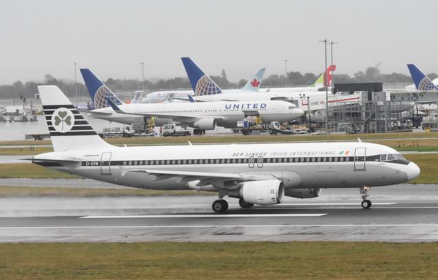 Aer Lingus EI-DVM Airbus A320-214