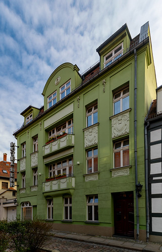 In der Spandauer Ritterstraße