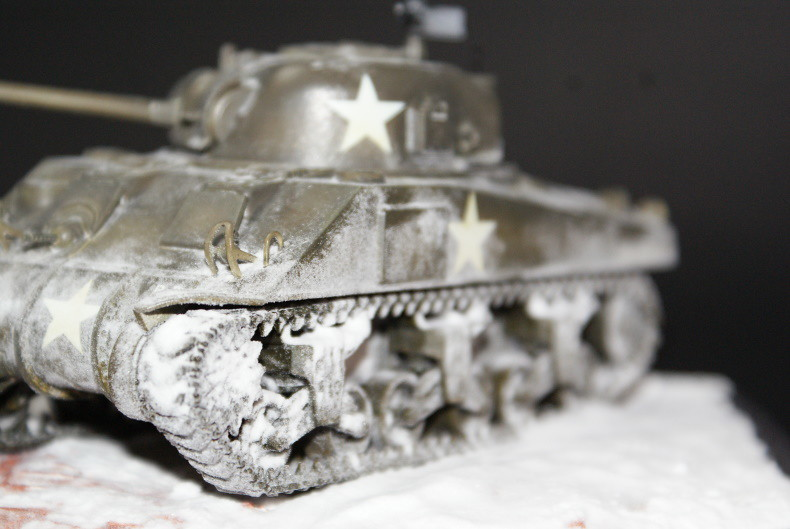 Sherman M4 Early Production [Tamiya 1/48] 49659234873_2464c0830d_c