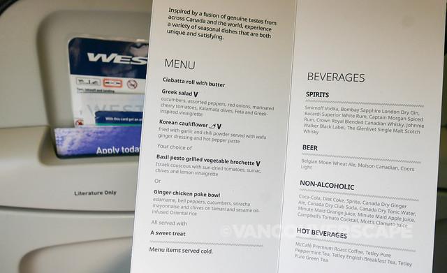 WestJet Premium to SNA-2
