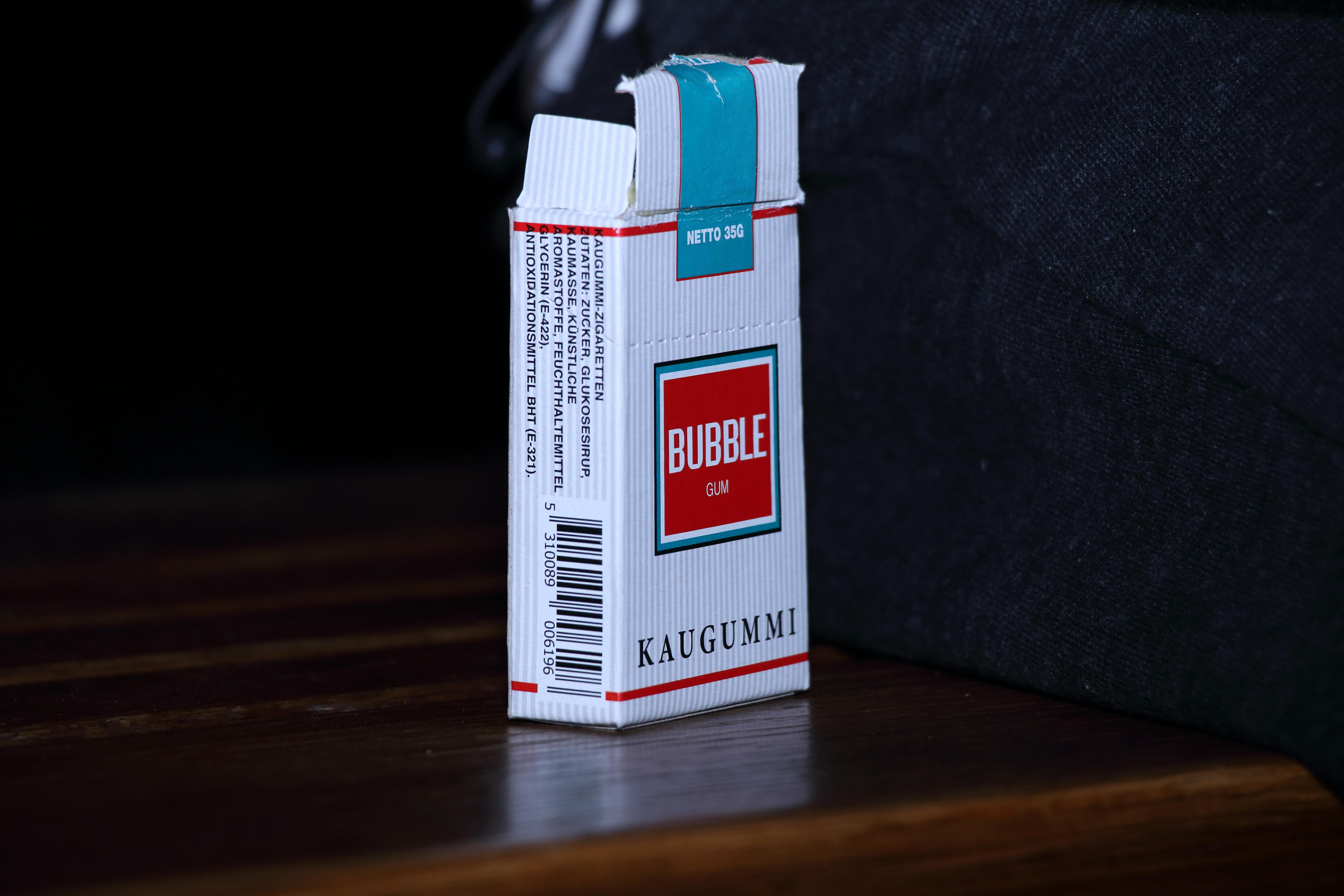 Zigaretten-Game