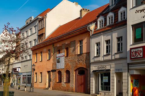 Das Gotische Haus in Spandau