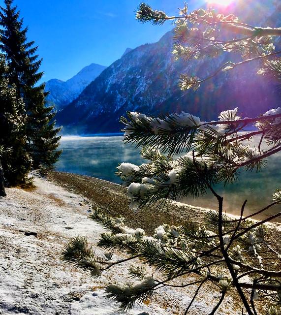 Heiterwangersee bei Garmisch, 12478