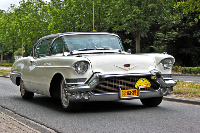 Cadillac Eldorado Seville Coupé 1957 (6541)