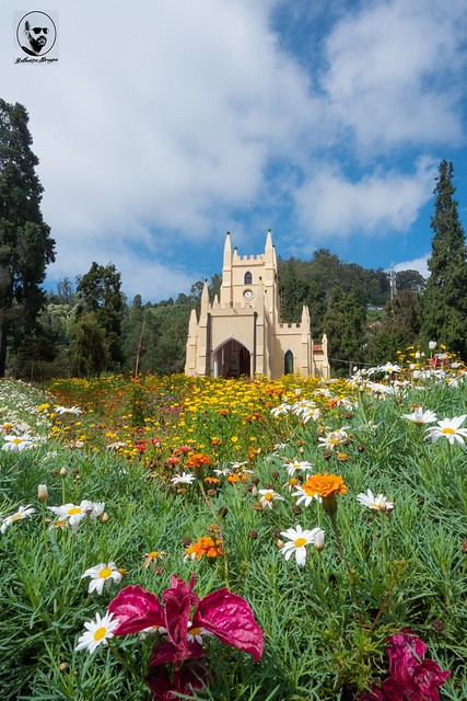 Saint Stephen's church /Ooty