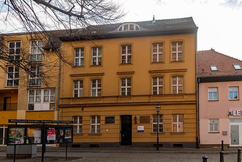 Das Heim-Haus am Spandauer Reformationsplatz