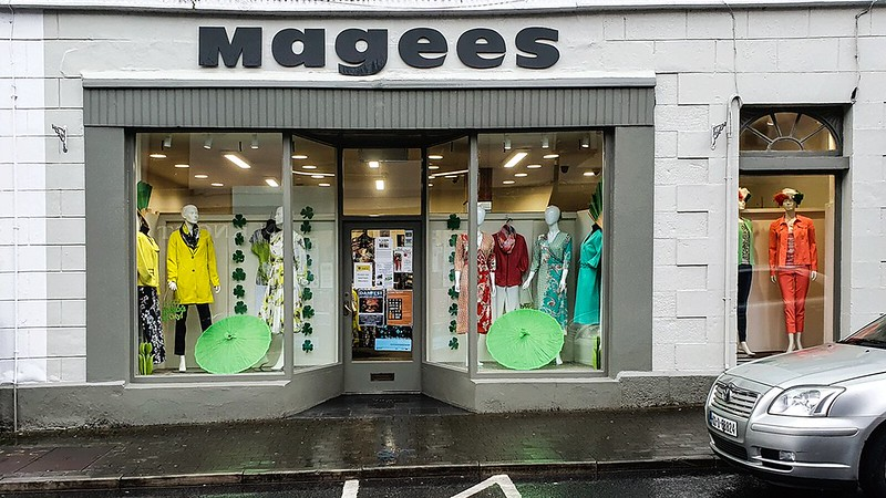 Magees