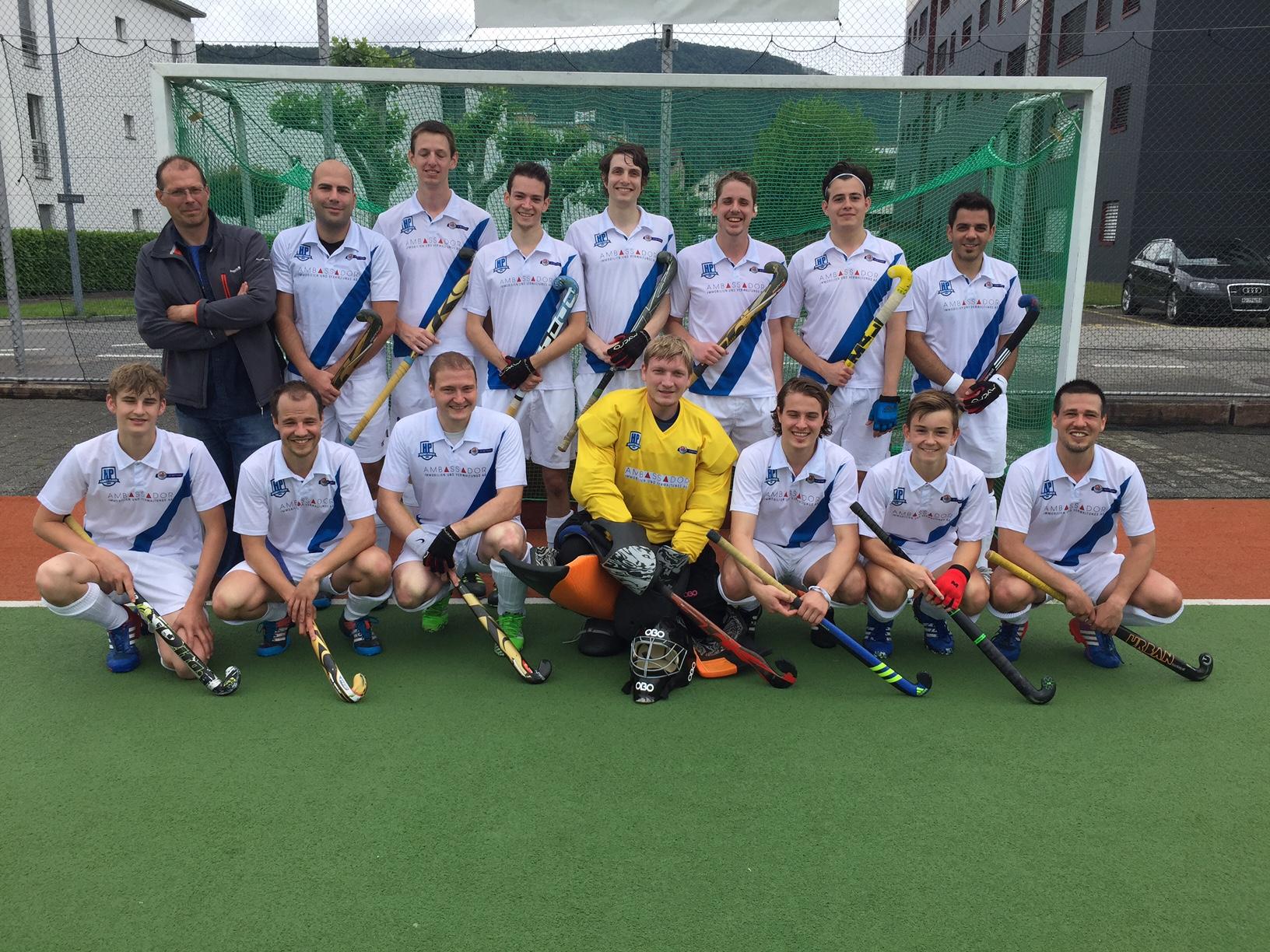 Herren 1 Saison 2015/16