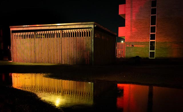 Red light/Black windows - Suburban Nights (12)