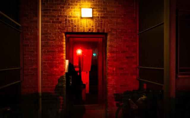 Black Man/Red Light - Suburban Nights (11)