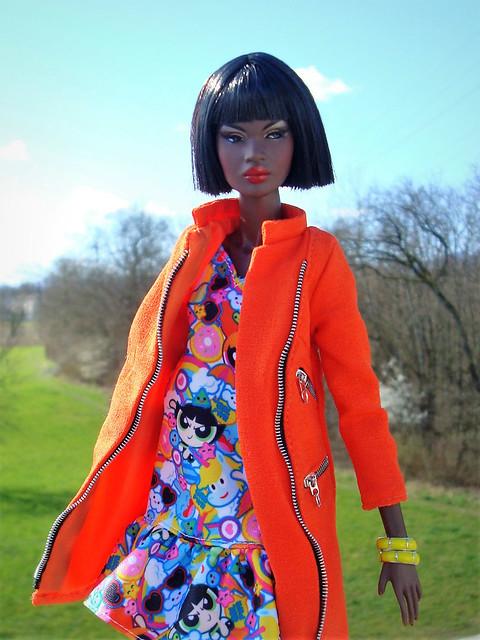 Tag Game: Spring Coat