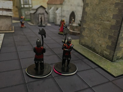 Baldur's Gate guards