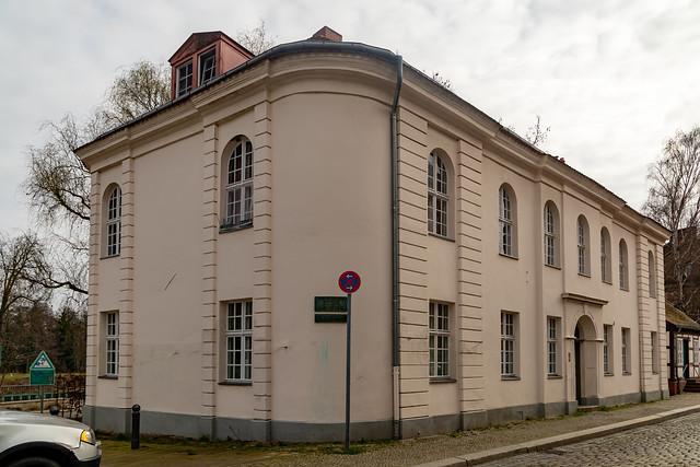 Ein Bürgerhaus im Behnitz