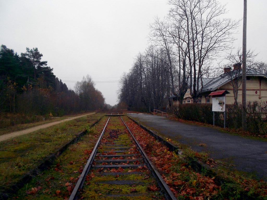 Станция Паливере