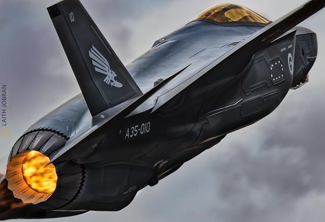 Ф-35 «Молния II» / Lockheed Martin F-35 Lightning