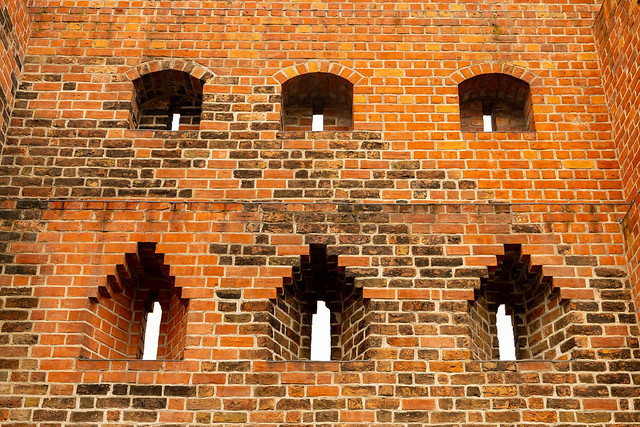 Alte Stadtmauer in Spandau