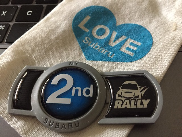 My 2nd Subaru