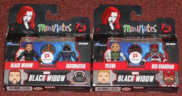 MiniMates - Black Widow