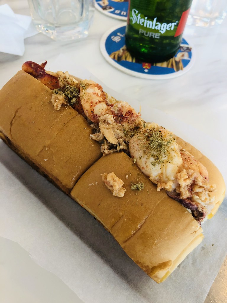Lobsters & Ice Cream