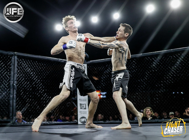 WFC 123 3/7/20 MMA & Kickboxing at Coeur D'Alene Casino