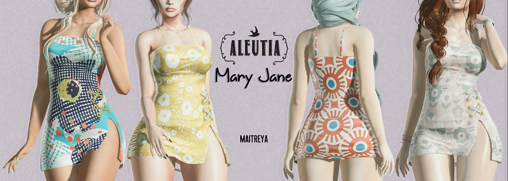 [Aleutia] Mary Jane ~ Wanderlust Weekend, 50L