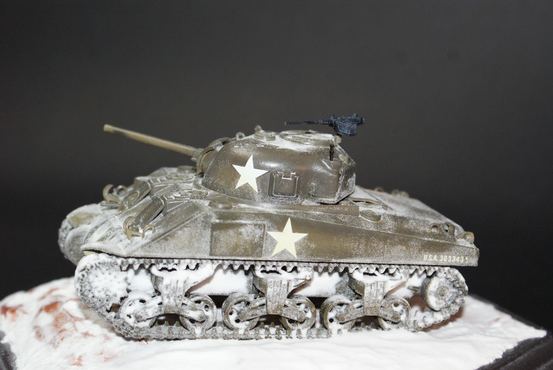 Sherman M4 Early Production [Tamiya 1/48] 49660056472_95cb166c4c_c