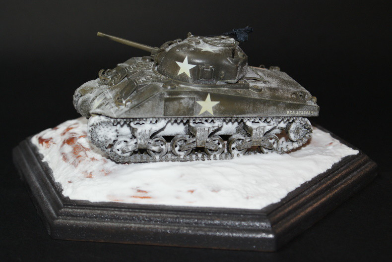 Sherman M4 Early Production [Tamiya 1/48] 49660056632_04f862065e_c