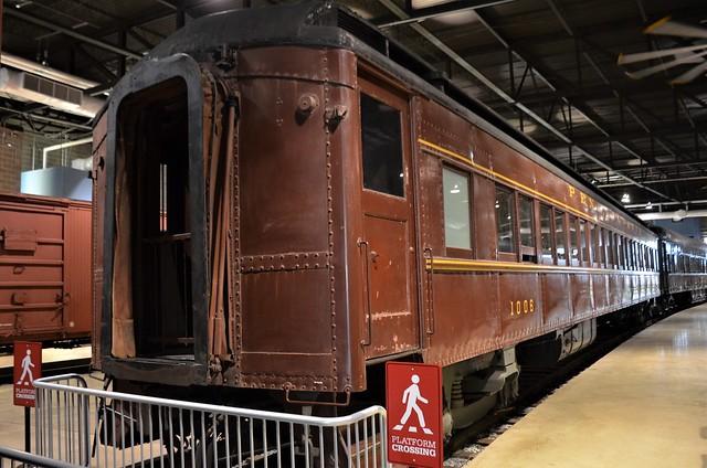 Pennsylvania Railroad No. 1006, Pennsylvania, Strasburg, Railroad Museum of Pennsylvania