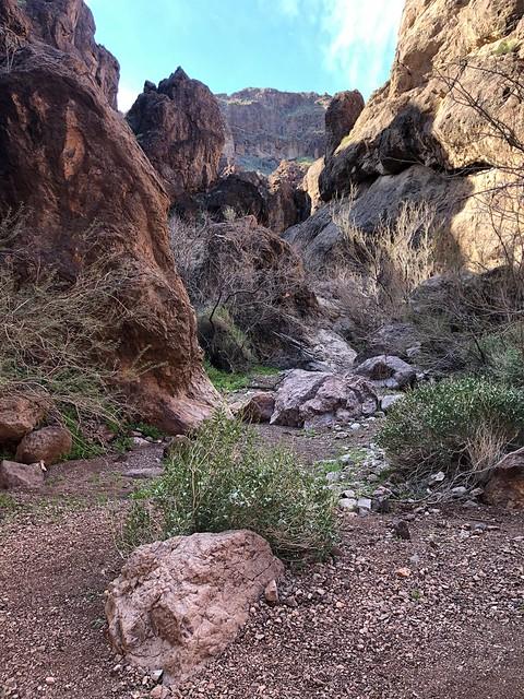 Nevada - Gold Stike canyon