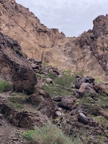 Nevada - Gold Strike Hot Springs alternate path | by Pierre Yeremian