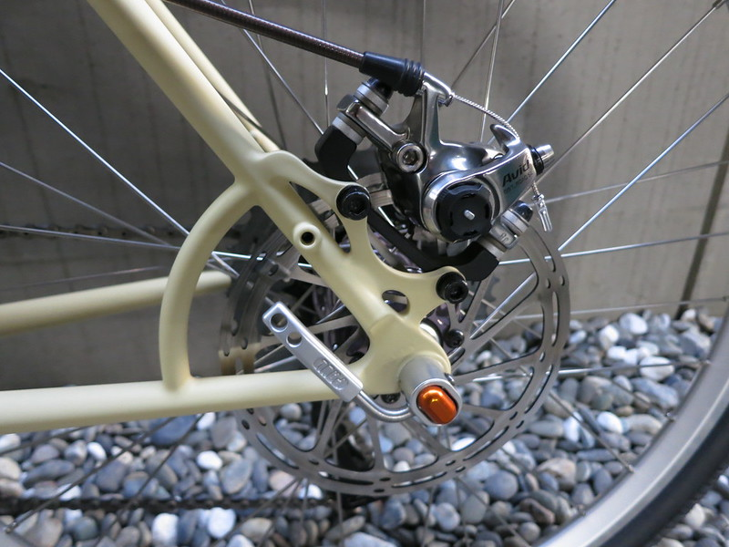 Corner Bikes 24 Brake