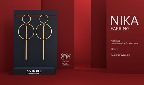 :ANDORE: @ New Group Gift