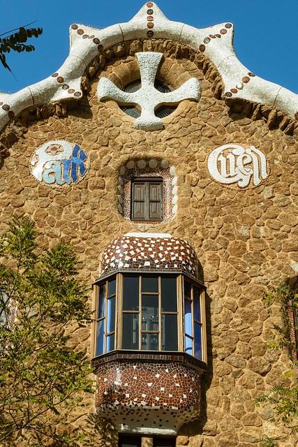 2019-11 07 Park Güell, Barcelona, Spain.