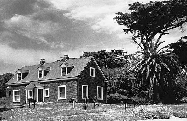 The Presidio of San Francisco  2019-167